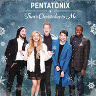 Produktbilde for That's Christmas To Me (CD)