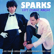 Left Coast Angst 1982-1983 Live Radio Broadcast (CD)