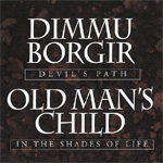 Devil's Path/In The Shades Of Life (CD)