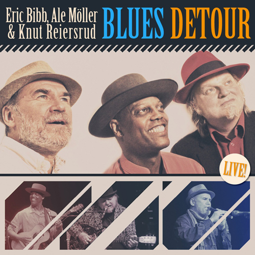 Blues Detour (CD)