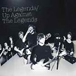 Up Against The Legends (CD)
