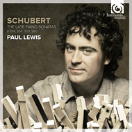 Paul Lewis - Schubert: The Late Piano Sonats D784, 958, 959, 960 (2CD)
