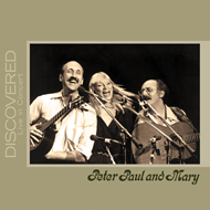 Discovered: Live In Concert (CD)