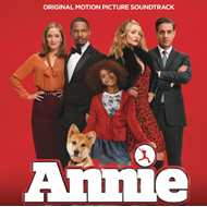 Annie - 2014 Soundtrack (CD)