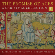 Taverner Consort & Choir - The Promise Of Ages - A Christmas Collection (CD)