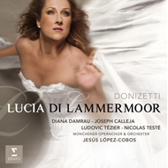 Produktbilde for Donizetti: Lucia Di Lammermoor (2CD)