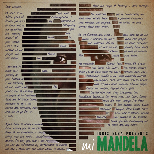 Idris Elba Presents Mi Mandela (CD)