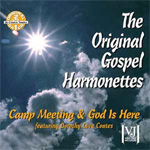 Camp Meeting/The Soul Of The Gospel Harmonettes (CD)