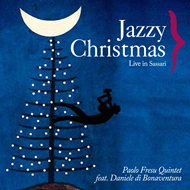 Jazzy Christmas - Live In Sassari (CD)