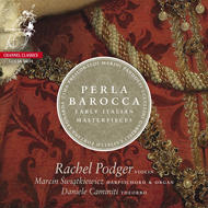 Produktbilde for Perla Baroca - Early Italian Masterpieces (SACD-Hybrid)