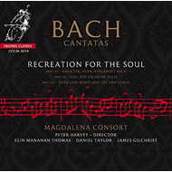 Bach, J.S: Cantatas - Recreation For The Soul (SACD-Hybrid)