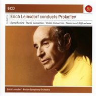 Erich Leinsdorf - Conducts Prokofiev (6CD)