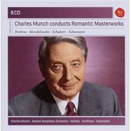 Charles Munch - Conducts Romantic Masterworks (8CD)