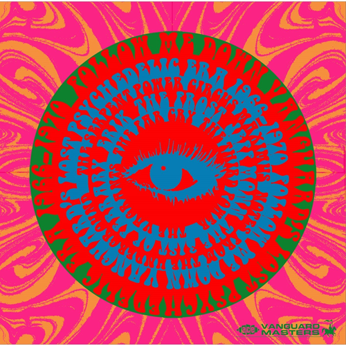 Follow Me Down - Vanguard's Lost Psychedelic Era 1966-1970 (CD)