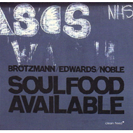 Soul Food Available (CD)