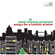 Produktbilde for Saint Etienne Presents Songs For A London Winter (CD)