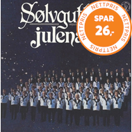 Produktbilde for Sølvguttene - Julenatt (CD)