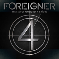 The Best Of Foreigner 4 & More (CD)