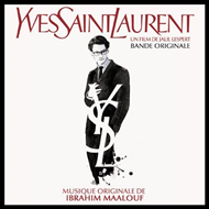 Yves Saint Laurent - Soundtrack (CD)