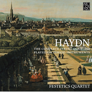 Haydn: The Complete String Quartets Played On Period Instruments (19CD)