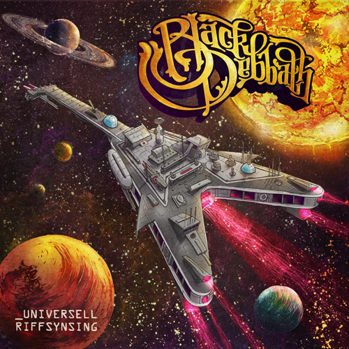 Universell Riffsynsing (CD)