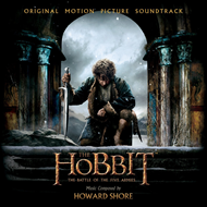 Produktbilde for The Hobbit: The Battle Of The Five Armies (USA-import) (2CD)