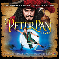 Peter Pan Live! - Music From The Television Event (CD)