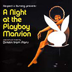 A Night At The Playboy Mansion: Selected And Mixed By Dimitri From Paris (CD)