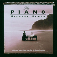 The Piano - Soundtrack (CD)