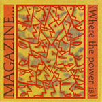 Magazine... (Where The Power Is) (CD)