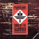 Sign Of The Hammer (CD)