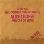 Muscle Of Love (CD)