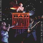 The Best Of Bad Company Live: What You Hear Is What You Get (CD)