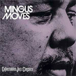 Mingus Moves (CD)