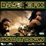 Hold It Down (CD)