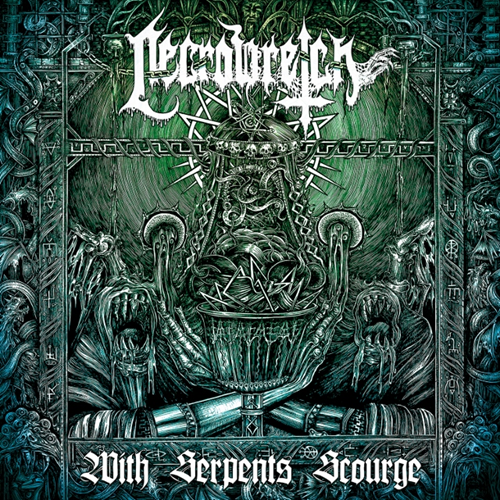 With Serpents Scourge (CD)
