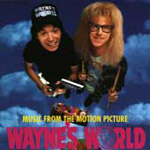 Wayne's World: Music From The Motion Picture (CD)
