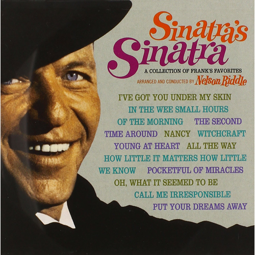 Sinatra's Sinatra - A Collection Of Frank's Favorites (Remastered) (CD)
