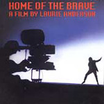 Home Of The Brave - A Film By Laurie Anderson (CD)