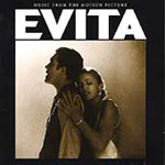 Evita - Music From The Motion Picture (CD)