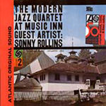 The Modern Jazz Quartet At Music Inn Vol 2 (CD)
