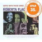 Produktbilde for Softly With These Songs: The Best Of Roberta Flack (CD)