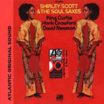 Shirley Scott & The Soul Saxes (CD)