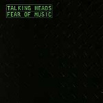 Fear Of Music (CD)