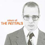 Return Of The Rentals (CD)