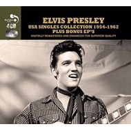 USA Singles Collection 1954-1962 (Remastered) (4CD)