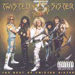 Big Hits And Nasty Cuts: The Best Of Twisted Sister (CD)