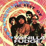 Psychedelic Sundae: The Best Of Vanilla Fudge (CD)