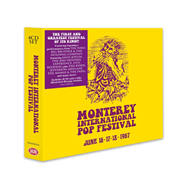Monterey International Pop Festival (4CD)