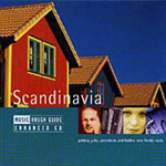 The Rough Guide To The Music Of Scandinavia (CD)